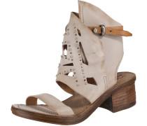 Sandaletten beige