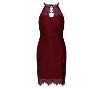 Kleid 'Dress' weinrot