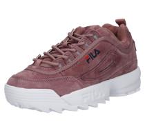 Sneaker 'Disruptor' rostrot