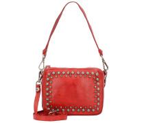 'Lichene Mini Bag' Handtasche Leder 17 cm
