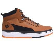 Sneaker 'GK 3000' cognac / schwarz / weiß