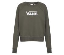 Sweatshirt 'flying' khaki