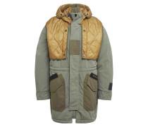Parka 'w-Kovik Jacket' dunkelgrün