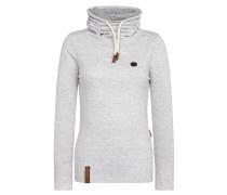 Knit Pullover graumeliert