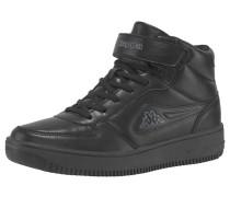 Sneaker 'Bash Mid' schwarz