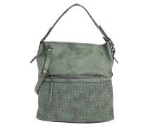 Tasche 'Sylvy' dunkelgrün