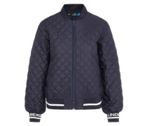W Jorie Quilted Jacke navy