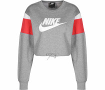 Sweater ' Sportswear W ' grau