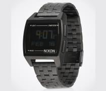 Armbanduhr 'Base' schwarz