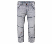 Skater Jeans 'He:Ry' grey denim