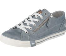 Sneaker mit Reißverschluss-Applikation