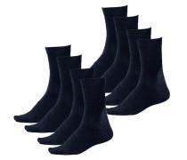 Socken marine / schwarz