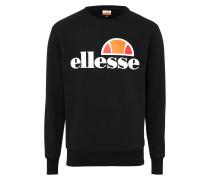 Sweatshirt 'succiso' schwarz