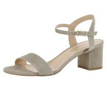 Sandalette 'Mariella' greige
