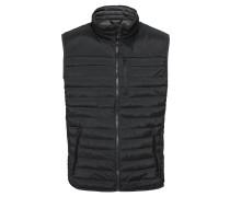Steppweste 'ltwt Puffer Vest' schwarz