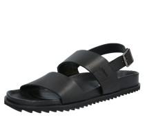 Sandale 'vigo L' schwarz