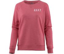 Sweatshirt Damen rosé