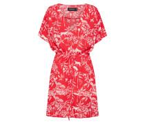 Kleid 'sahara Breeze' rot / weiß