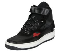 Sneaker 'Stroke' schwarz