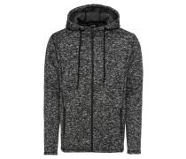 Sweatshirt 'Sweat - Rey' dunkelgrau