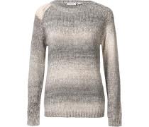 Pullover beige / grau