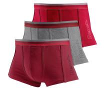 Boxer grau / rot