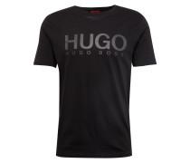Shirt 'Dolive-U2 10182493 01' grau / schwarz