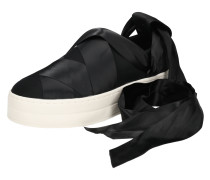 Sneaker 'blackstar' schwarz