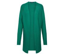 Strickjacke smaragd