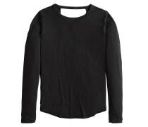 Shirt 'dtc LS Easy' schwarz