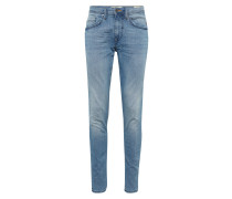 Jeans 'Twister Slim Straight' blue denim
