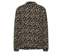 Bluse 'Amber Genni' gelb / schwarz