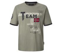 T-Shirt 'Sölve' khaki