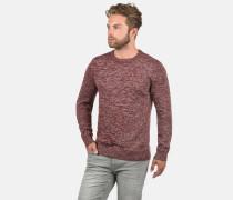 Pullover 'Danier' dunkelrot