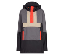 Jacke 'Color Block Anorak'