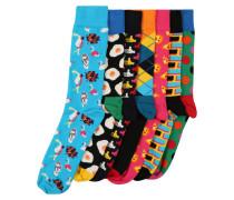 Socken '7-Day Gift Box' mischfarben