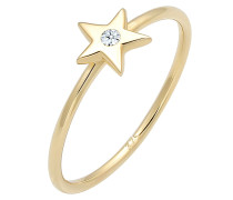 Ring 'Astro Sterne' gold