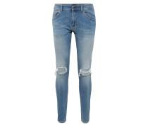 Slim Jeans hellblau