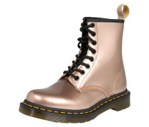 Stiefel '8 Eye Boot 1460 Vegan' rosé