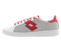Sneaker 'Autograph Net' rot / weiß