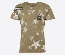 T-Shirt 'MT LAS Vegas round'