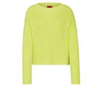 Pullover 'Sidina' gelb