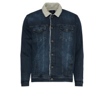 Jeansjacke 'frank' blue denim