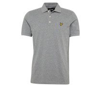 Poloshirt mit Marken-Badge