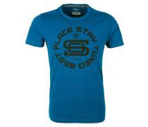 Shirt dunkelblau / schwarz