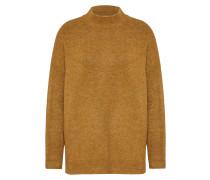 Oversized Pullover 'fern' senf