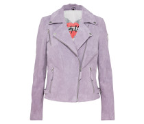 Willederjacke lila