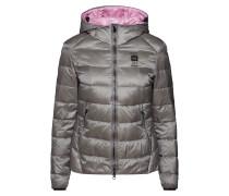 Steppjacke khaki / rosa