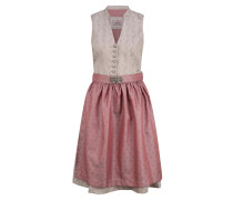 Kleid '015 Hildina' beige / pink