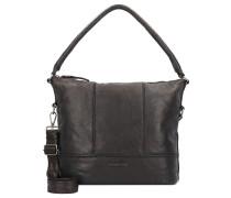 Handtasche 'Midget' schwarz